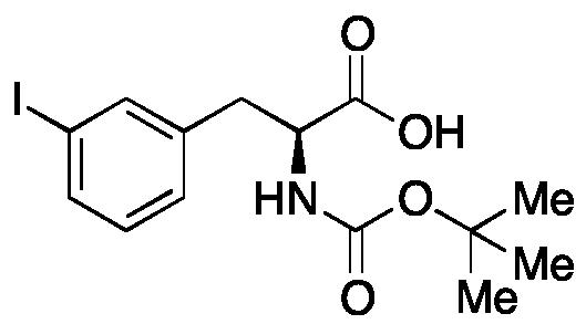 N-Boc-L-3-Iodophenylalanine