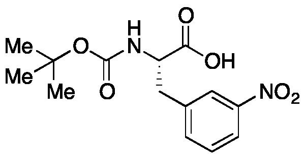 Boc-L-3-nitrophenylalanine