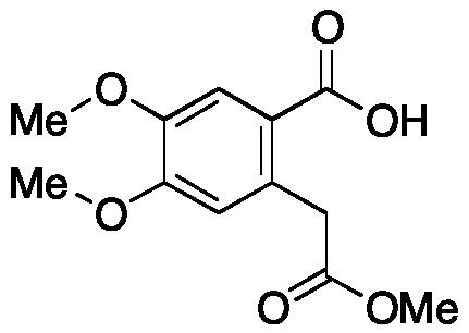 4,5-Dimethoxy-1,2-benzenediacetic Acid 1-Methyl Ester