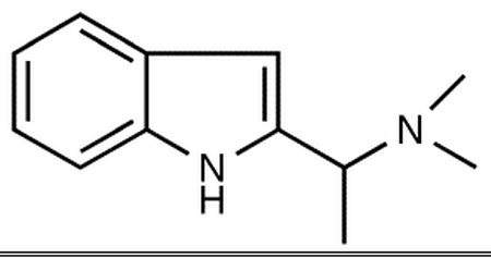 2-[1-(Dimethylamino)ethyl]indole