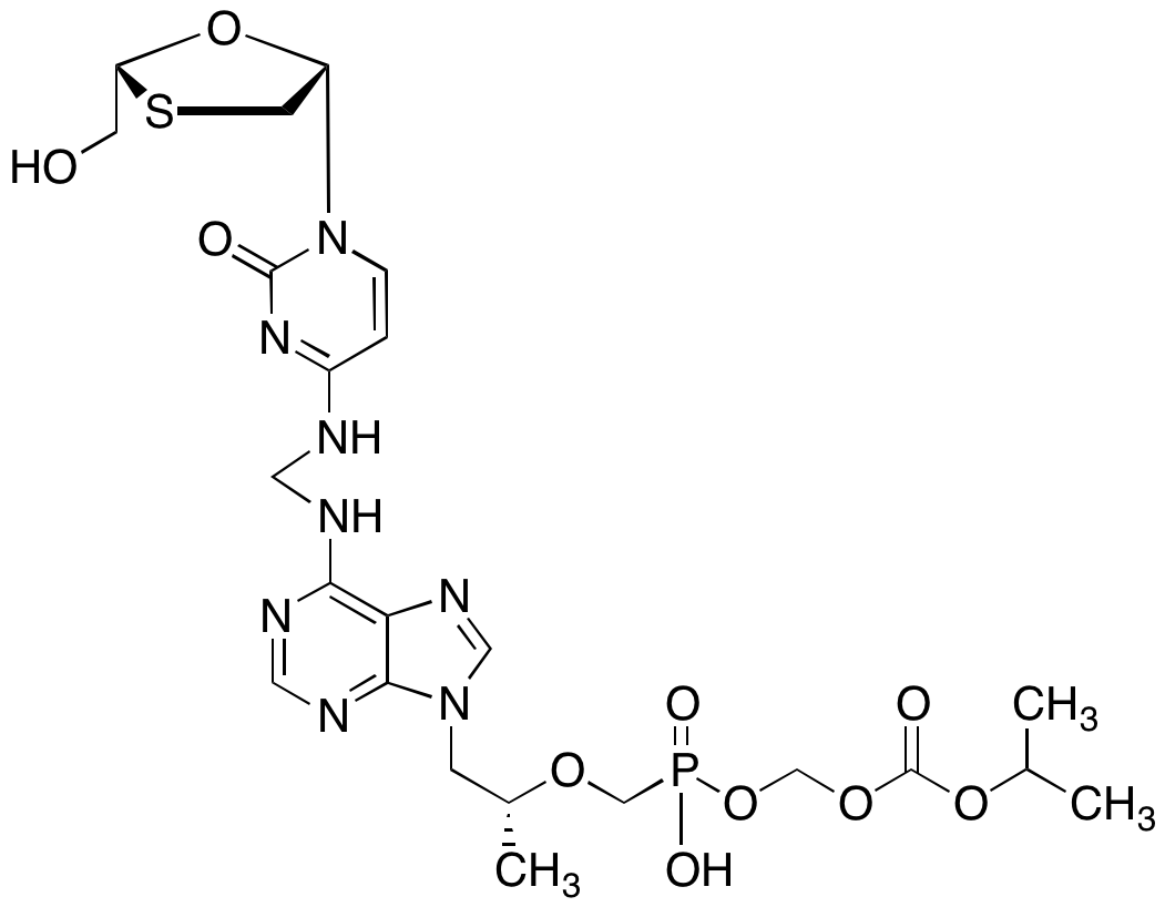 Lamivudine Tenofovir Monosoproxil Methane