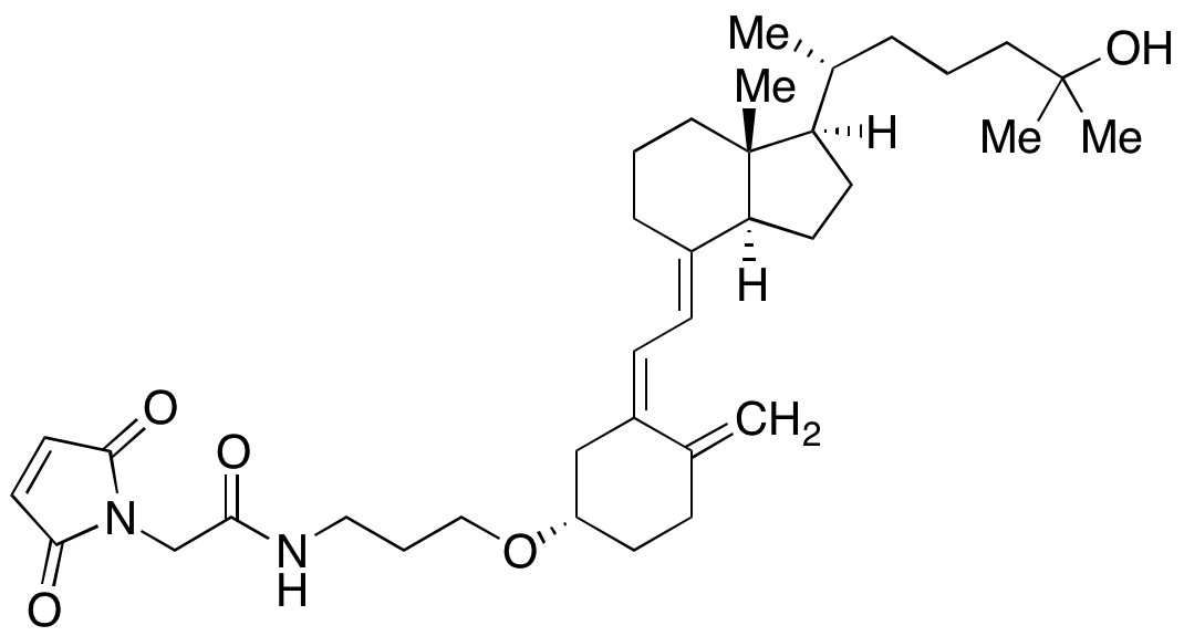 3-(4-Maleimidoacetamido)propyl-25-Hydroxy-Vitamin D3