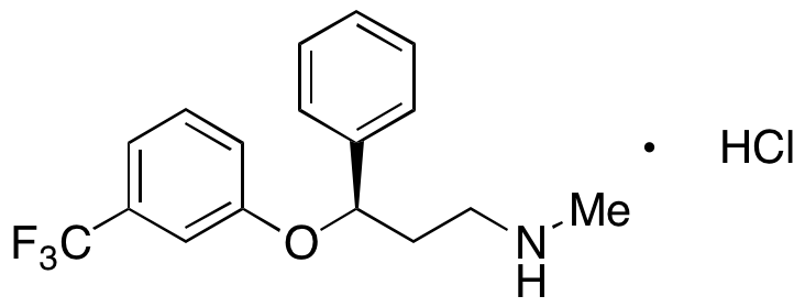 (3R)-Meta Fluoxetine Hydrochloride