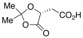 [(4R)-2,2-Dimethyl-5-oxo-1,3-dioxolan-4-yl]acetic Acid