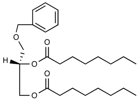 (S)-sn-1,2-Dioctanoyl-3-benzylglycerol