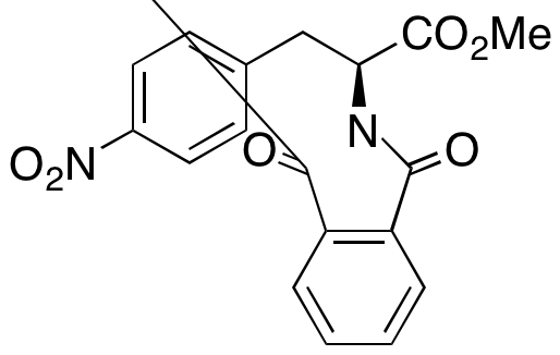 N-Phthalimido 4-Nitro-L-phenylalanine Methyl Ester
