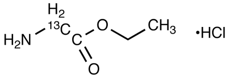 Glycine-2-<sup>13</sup>C Ethyl Ester HCl