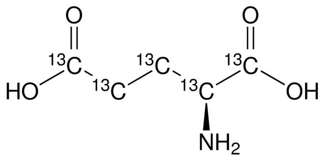L-Glutamic Acid-UL-<sup>13</sup>C<sub>5</sub>