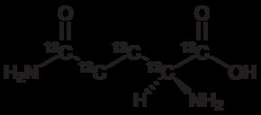 L-Glutamine-<sup>13</sup>C<sub>5</sub>