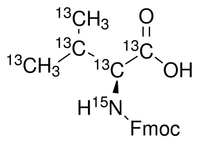 Fmoc-L-valine-<sup>13</sup>C<sub>5</sub>,<sup>15</sup>N