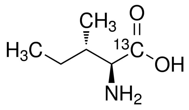 L-Isoleucine-1-<sup>13</sup>C