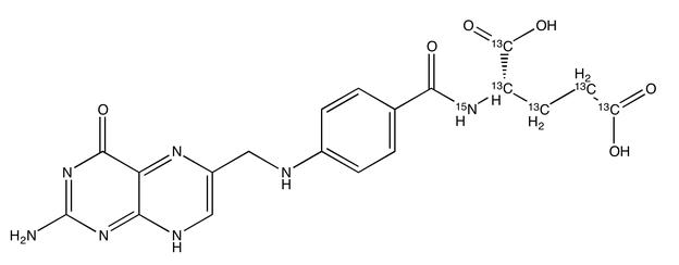 Folic acid-<sup>13</sup>C<sub>5</sub>,<sup>15</sup>N
