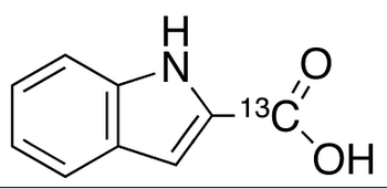 Indole-2-carboxylic Acid-<sup>13</sup>C