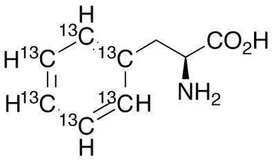 L-Phenylalanine-<sup>13</sup>C<sub>6</sub>