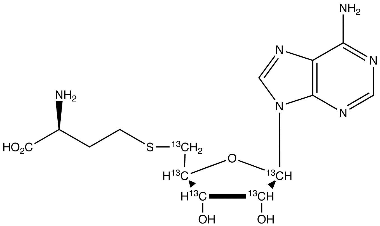 S-(5&#146;-Adenosyl)-L-homocysteine-<sup>13</sup>C<sub>5</sub>