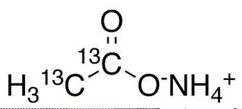 Ammonium Acetate-<sup>13</sup>C<sub>2</sub>