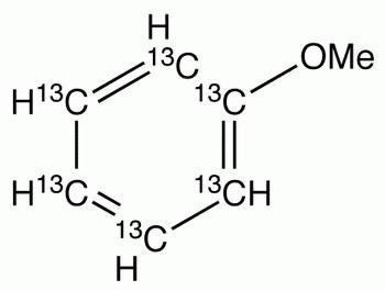 Anisole-<sup>13</sup>C<sub>6</sub>