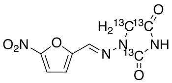 Nitrofurantoin-<sup>13</sup>C<sub>3</sub>