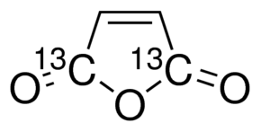 Maleic anhydride-1,4-<sup>13</sup>C<sub>2</sub>