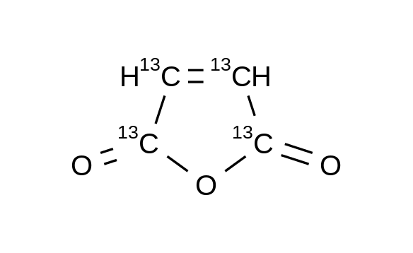 Maleic Anhydride-<sup>13</sup>C<sub>4</sub>