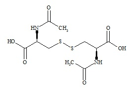 Acetylcysteine impurity C