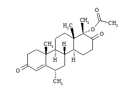 Medroxyprogesterone EP Impurity C