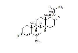 Megestrol Acetate Impurity C