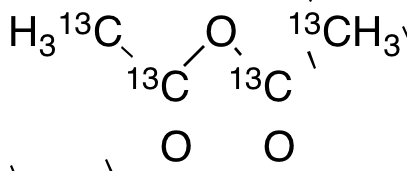 Acetic anhydride-<sup>13</sup>C<sub>4</sub>