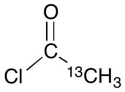 Acetyl-2-<sup>13</sup>C Chloride
