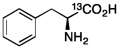 L-Phenylalanine-carboxy-13C
