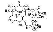 Clarithromycin-<sup>13</sup>C,d<sub>3</sub>