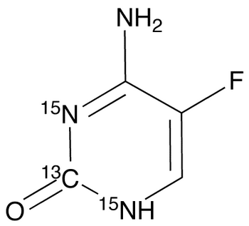 5-Fluorocytosine-<sup>13</sup>C,<sup>15</sup>N<sub>2</sub>