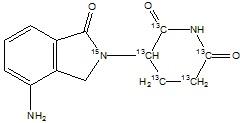 Lenalidomide-13C5-15N
