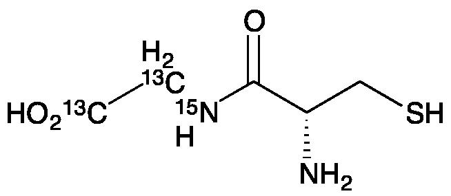 L-Cysteinylglycine-<sup>13</sup>C<sub>2</sub>,<sup>15</sup>N