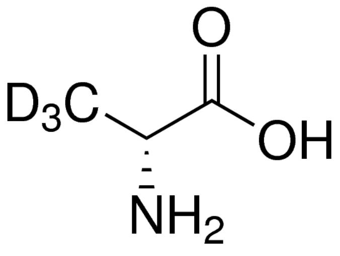 D-Alanine-3,3,3-d<sub>3</sub>