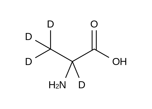 DL-Alanine-2,3,3,3-d<sub>4</sub>