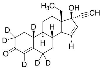 Gestodene-d<sub>6</sub>