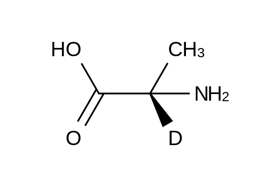 L-Alanine-2-d<sub>1</sub>