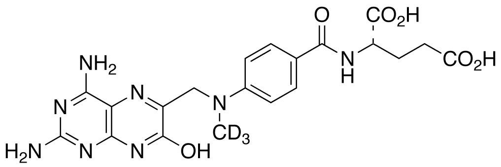 7-Hydroxy Methotrexate-d<sub>3</sub>