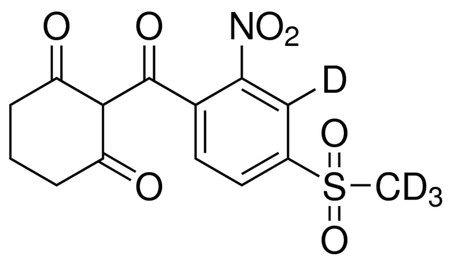 Mesotrione-d<sub>4</sub>