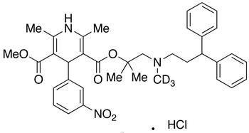 Lercanidipine-d<sub>3</sub> HCl