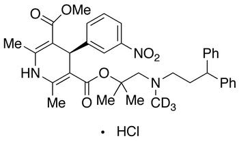 (R)-Lercanidipine-d<sub>3</sub> HCl