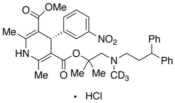 (S)-Lercanidipine-d<sub>3</sub> HCl