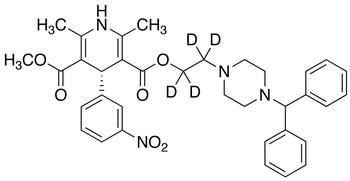 R-(-)-Manidipine-d<sub>4</sub>