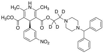 S-(+)-Manidipine-d<sub>4</sub>