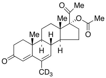 Megestrol Acetate-d<sub>3</sub>