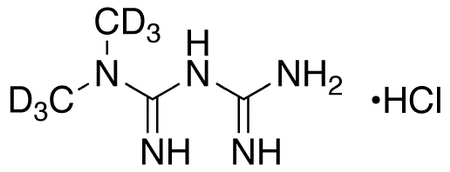 Metformin-d<sub>6</sub> hydrochloride