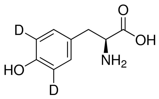 L-Tyrosine-3,5-d<sub>2</sub>