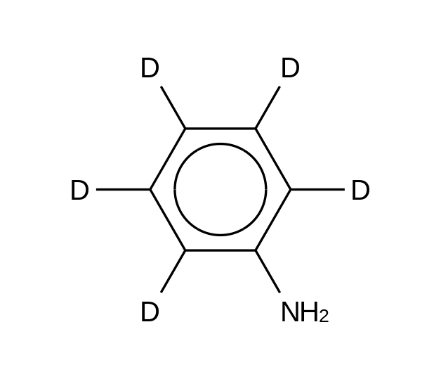 Aniline-2,3,4,5,6-d<sub>5</sub>