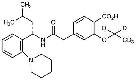 Repaglinide-ethyl-d<sub>5</sub>